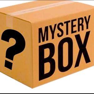 Mystery Shoe Box